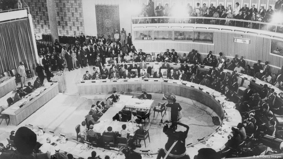 A Liga Africana e o Partido Nacional Africano
