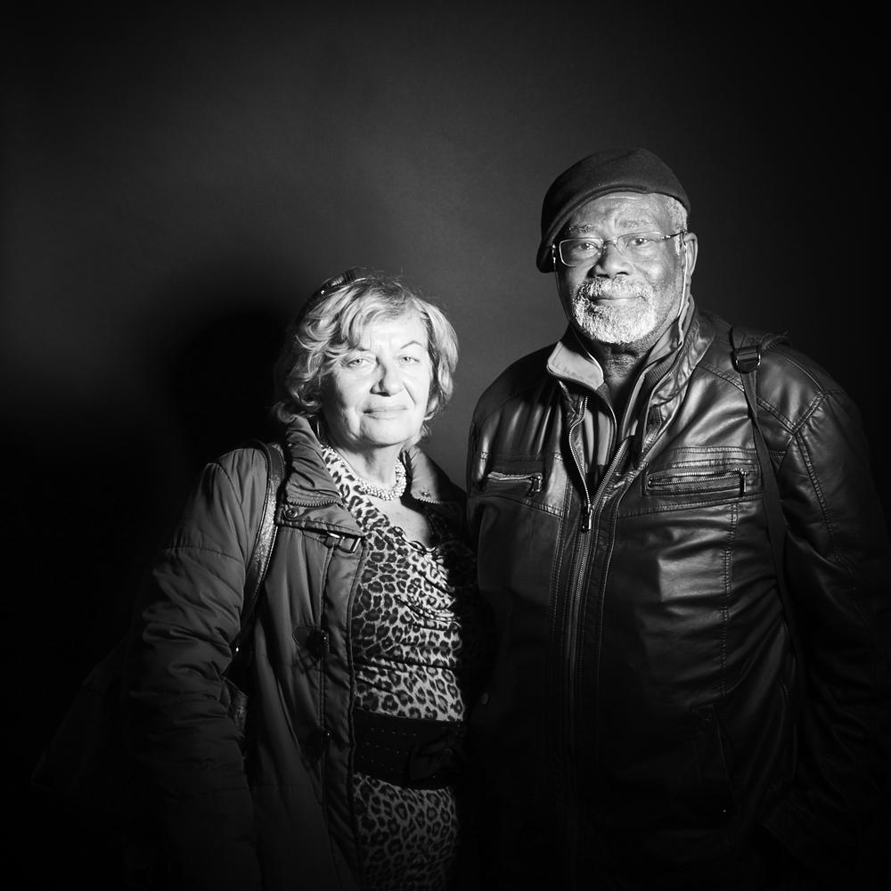 Família e amigos despedem-se de Olga Neto