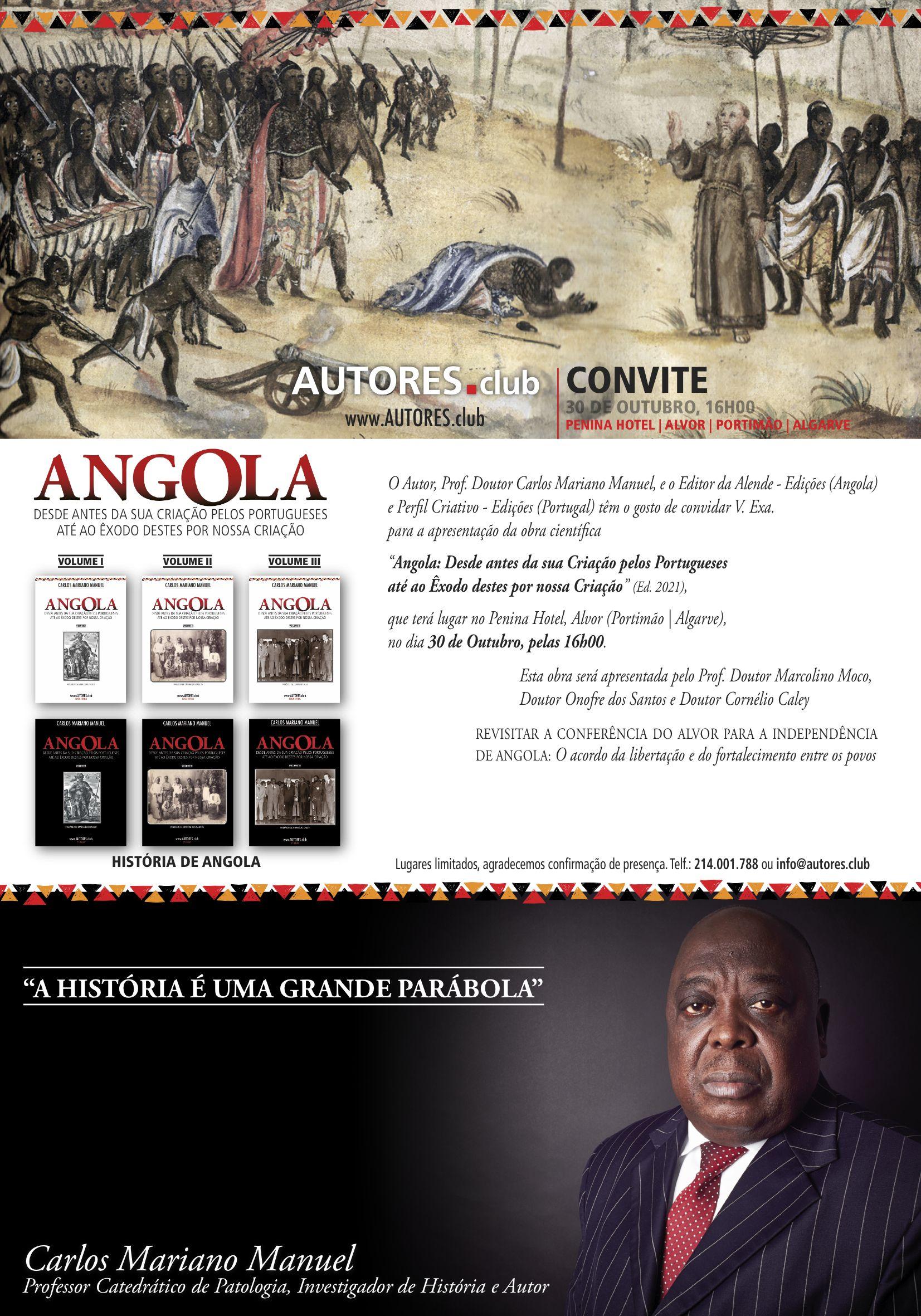 Revisitar a Conferência do Alvor para a independência de Angola: o acordo da libertação e do fortalecimento entre os povos
